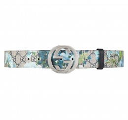Gucci Women's Blooms GG Belt