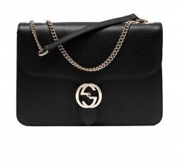GUCCI Gucci Women's Marmont Black Travel Handbag